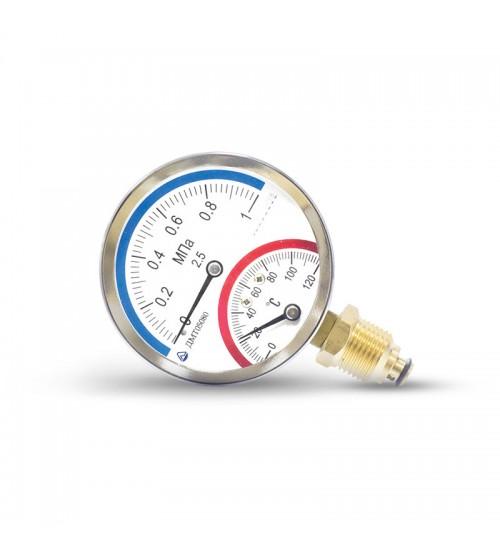Термоманометр ДМТ радіальний